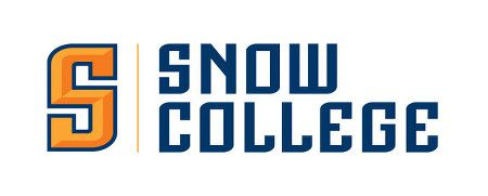 The snow college logo