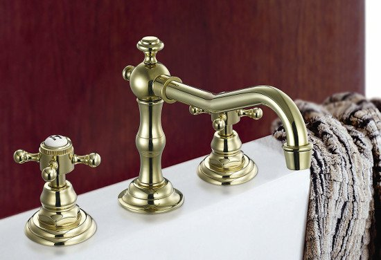 Replacing an old bathroom faucet can increase the value of your home.