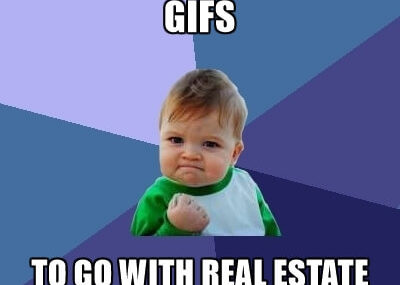 Real Estate QUotes with gifs.