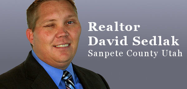Realtor David Sedlak Sanpete COunty Utah